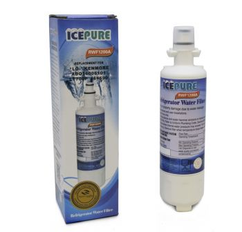 IcePure RWF1200A Compatible LG LT700P Fridge Water Filter