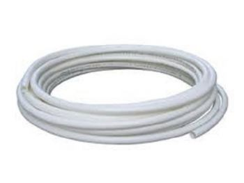 "DMFit 3/8"" LLDPE (Linear Low Density Polyethylene) Tubing-White-5 Metres"
