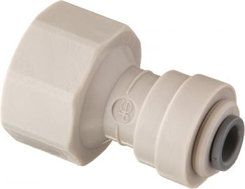 "John Guest CI320814S ¦ 1/2"" BSP Female x 1/4"" Push Fit"