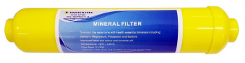 Finerfilters Re-mineralisation In-Line Water Filter