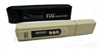 EZ Digital TDS TDS-3 Meter for Testing Water Quality