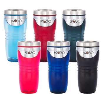 BruGo™ Travel Mugs - The Retro Collection Pack