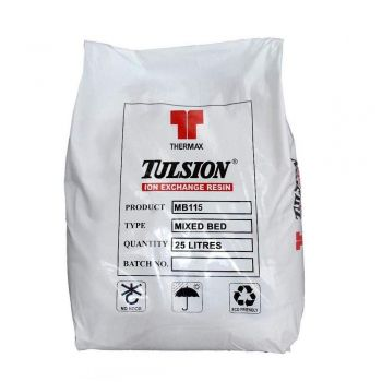 Tulsion MB115 Mixed Bed DI Resin 25L Bag. De-Ionising Resin / DI Resin For Reverse Osmosis, Window Cleaning