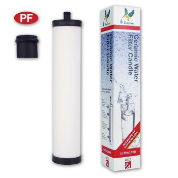 Compatible Water Filter for Franke 03 / FRF03 - Ultracarb® Push Fit (Smooth Stud) Mount - Doulton Ultracarb® Push Fit - W9223035