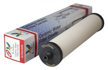 Compatible Water Filter for Franke 07 with Limescale Reduction. Fits Minerva Kettle Tap - Doulton M15 UltraCarb® SI - W9223026