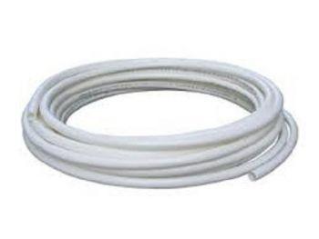 "DMFit 1/4"" LLDPE (Linear Low Density Polyethylene) Tubing - White - 5 Metres"