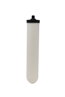 "Doulton 10"" Ultracarb Short Mount Ceramic Water Filter Candle - W9123006"