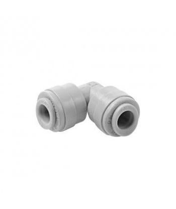 "Reducing Elbow Connector ¦ 3/8"" Pushfit x 1/4"" Pushfit ¦ DMFit AEU0604"