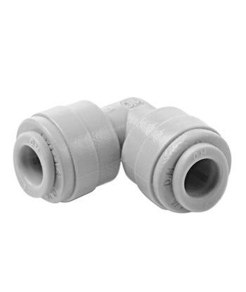 """Equal Elbow Connector ¦ 3/8"""" Pushfit x 3/8"""" Pushfit ¦ DMFit AEU0606"""