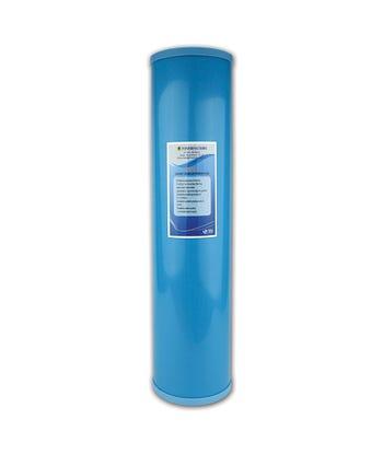 "GAC Water Filter ¦ 20"" x 4.5"" ¦ Granular Activated Carbon Filter Cartridge, Fits 20"" Jumbo Big Blue Housings"