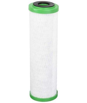 "Pentek CBR2-10 ¦ 10"" x 2.5"" - 0.5 Micron ¦ Carbon Block Water Filter for HMA, Lead & Heavy Metal Removal Cartridge"