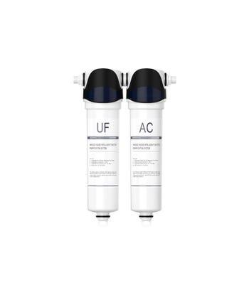Under Sink Inline Ultrafiltration 0.01 Micron Water Filter System USQ2