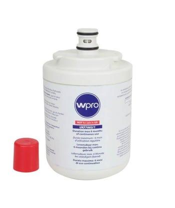 wPro UKF7003 Fridge Water Filter for Amana Maytag Refrigerator Ice & Water