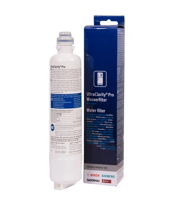Ultraclarity Pro 11032518 Replacement Fridge Water Filter for Bosch, Siemens, Gaggenau, Neff