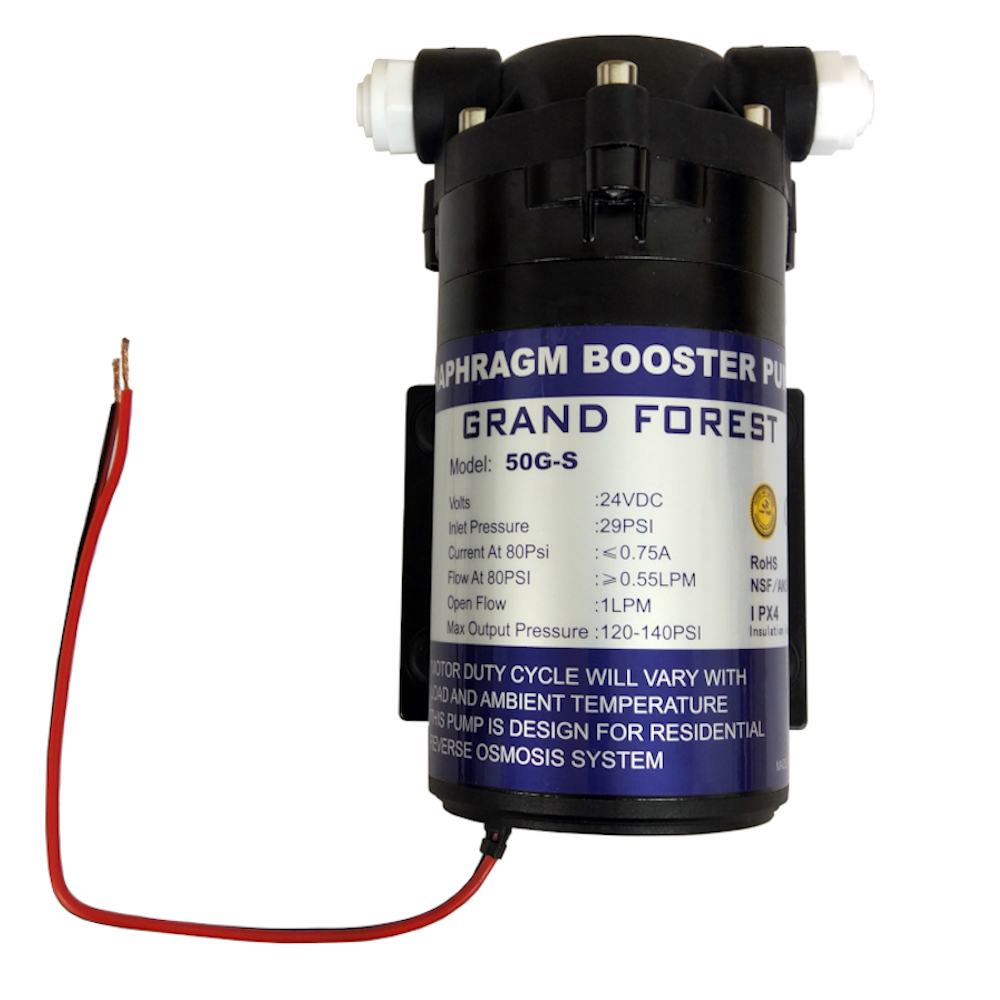 RO Booster Pumps and Kits