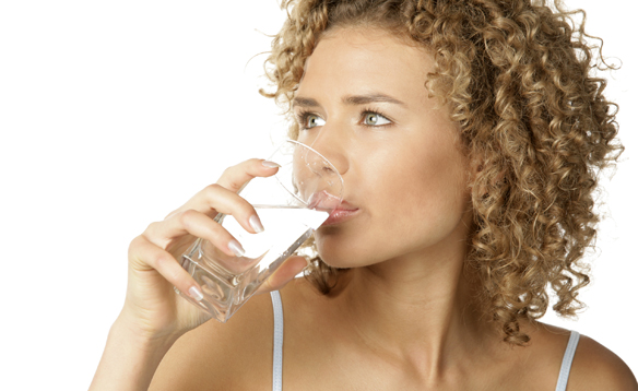 Drink Water Right After You Get Out Of Bed To Cure Diseases